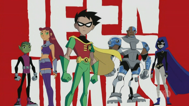 [LIST] Top 15 Teen Titans Episodes