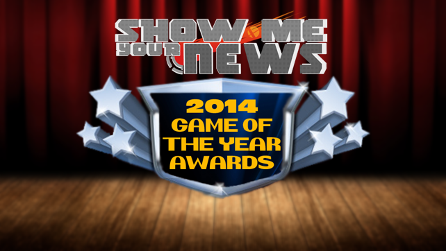 SMYN Game of the Year Awards 2014